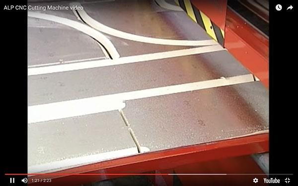 CNC Cutting Machine Video